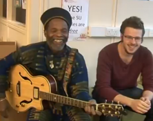 Natty Wailer Interview s:tv|Galway