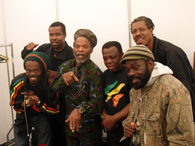 Natty and The Wailers